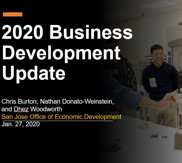 OED presents yearly business development update